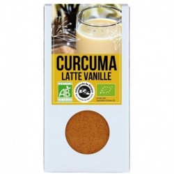 CURCUMA LATTE VANILLE 60 GRS