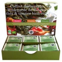 COFFRET TISANES HILDEGARDE (6 X 6 SACHETS)
