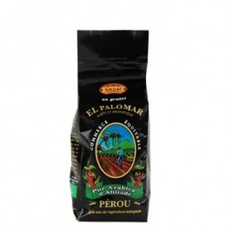 CAFE EN GRAINS SOLIDAIRE 250G