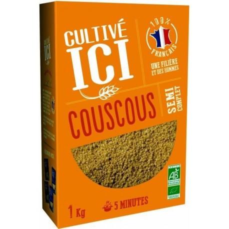 COUSCOUS 1/2 COMPLET 1KG
