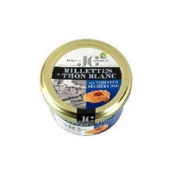 RILLETTES THON BLANC TOMATE SECHEE 90G