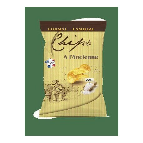 CHIPS NATURES 200G