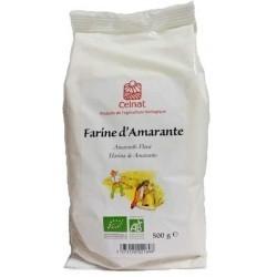 FARINE D AMARANTE 500 GRS