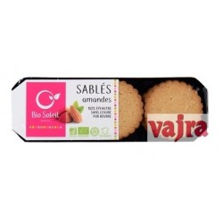 BISCUIT SABLE BEURRE AMANDE EPEAUTRE 160G