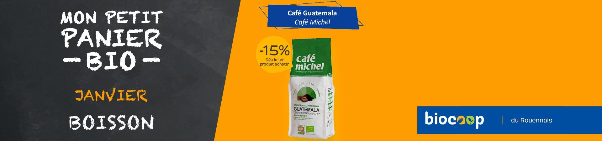Café Guatemala Café Michel